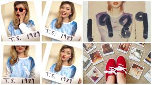 taylor swift halloween taylor swift 1989 album cover diy costume youtube