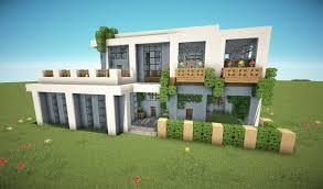 minecraft pe modern house seed u2013 modern house