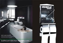 bathroom magazine rack and toliet tissue rolls holder combo