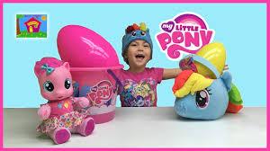 my pony easter basket big mylittlepony eggs easter basket mlp egg