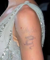 angelina jolie tattoos from billy bob to brad pitt u0027s