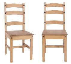 Pine Dining Chair Present Daze Furniture U0026 Gifts
