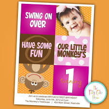 213 best 1st birthday invites images on pinterest baby birthday