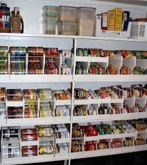 kitchen pantry closet organization ideas clever storage to keep your cans in rotation now if only there