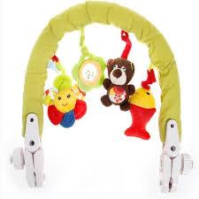arche pour siege auto hessie jouet activité d éveil arche de jeu poussette ou lit bébé