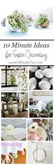Easter Egg Decorating At Home by Easter Decorating Ideas With Easter Eggs Setting For Four