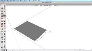 sketchup training series arc tool youtube