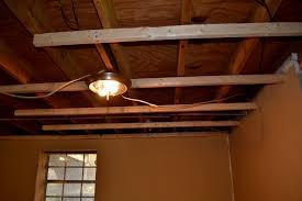 Install Basement Ceiling Basement Ceiling How To Install Basement Ceiling Home Decoration