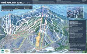 Mt Snow Trail Map Trail Map Jay Peak