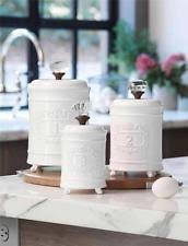 ceramic kitchen canisters sets ceramic kitchen canister sets ebay