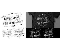 typography t shirt design templates for girls shirt title design