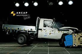 land cruiser pickup cabin 2017 toyota landcruiser 70 gets 5 star ancap rating performancedrive