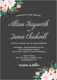 picture wedding invitations wedding invitations match your color style free