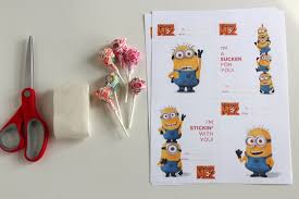 despicable 2 valentine printable takes