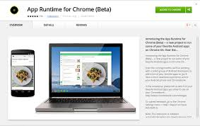 android apps in chrome app runtime for chrome arc beta runs android apps in chrome