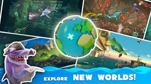 Shark Map Of The World by Hungry Shark World Review Android Rundown U2013 Where You Find The