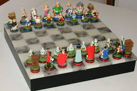 wird and rare chess set chess forums chess com