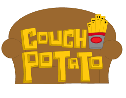 Couch Potato Clipart Couch Potato Logo By Marielkeybash96 On Deviantart