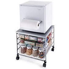 kitchen cart container store the best cart