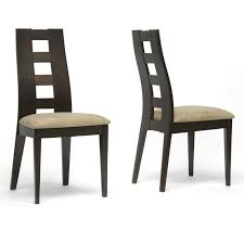 modern wooden chairs for dining table dining furniture modern wood chairs home decor with regard to