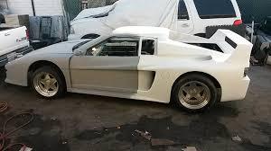lamborghini replica kit unfinished 1985 fiero koenig testarossa replica replica cars for
