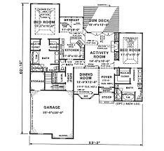 houses with two master bedrooms image result for http images coolhouseplans chp wdf01