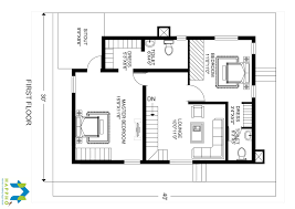 3 bhk floor plan for 30 x 40 plot 1200 square feet 134