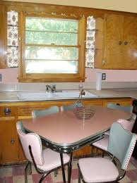 retro kitchen furniture 63 best vintage retro table and chairs images on retro