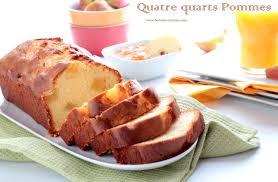 bonoise cuisine quatre quarts aux pommes