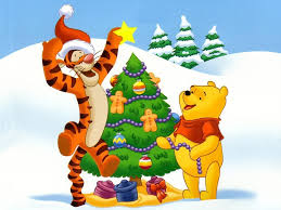 pooh christmas learntoride