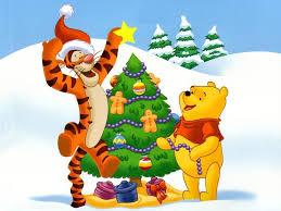 winnie pooh christmas learntoride