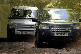 land rover discovery 3 off road land rover discovery 3 vs land rover freelander 2 auto express