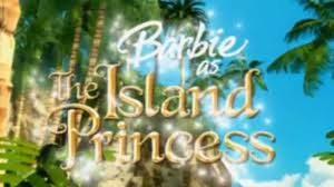 barbie island princess 1 deserted island