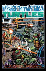 teenage mutant ninja turtles color classics 5 review unleash