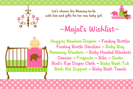 celebrate life preview majal u0027s baby shower
