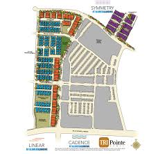 pointe homes floor plans cadence at alameda landing new homes in alameda tri pointe homes