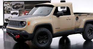 Jeep Unveils Concept Vehicles