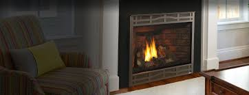 caliber gas fireplace large gas fireplaces heatilator
