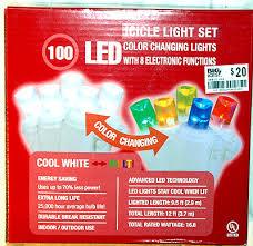 big lots color changing led christmas lights
