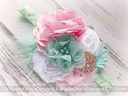 mint green headband 655 best diy headbands images on crowns baby