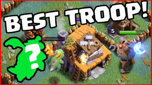 best troop in the builders village use this now clash of