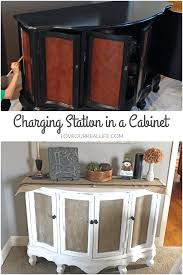 how to create a charging station for your electronic devices in a