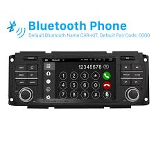 android 7 1 1 hd touchsreen radio for 2002 2006 chrysler pt