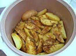 cuisiner la pomme les gourmandises de lydie pommes de terre au cuiseur à riz