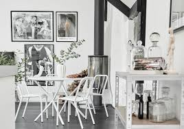 monochrome interior design house tour swedish monochrome apartment hannah in the house
