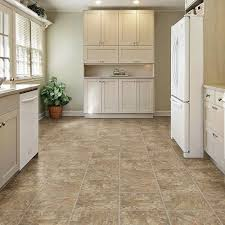 Allure Gripstrip Resilient Tile Flooring Reviews by Trafficmaster Allure 12 In X 36 In Red Rock Luxury Vinyl Tile