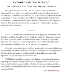 employment agreements free fixed term employment contract