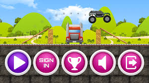monster truck video game monster truck games android apps on google play