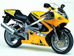 the suzuki gsx r750 is a 750 cc class sport bike motorcycle from