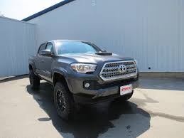 toyota tacoma blacked out 2016 toyota tacoma trd sport with a lift kit irwin toyota news